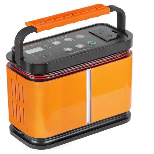 Пуско-зарядное устройство Агрессор AGR/SBC-150 Start (12В, 2/6/10/15 А, быстрый старт) пуско зарядное устройство агрессор agr sbc 040 brick 9 фаз зарядки ток зарядки 4а для 6v 12v акб