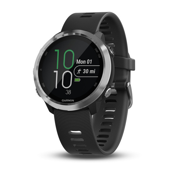 Garmin Forerunner 645 c черным ремешком garmin approach s60 black gps golf