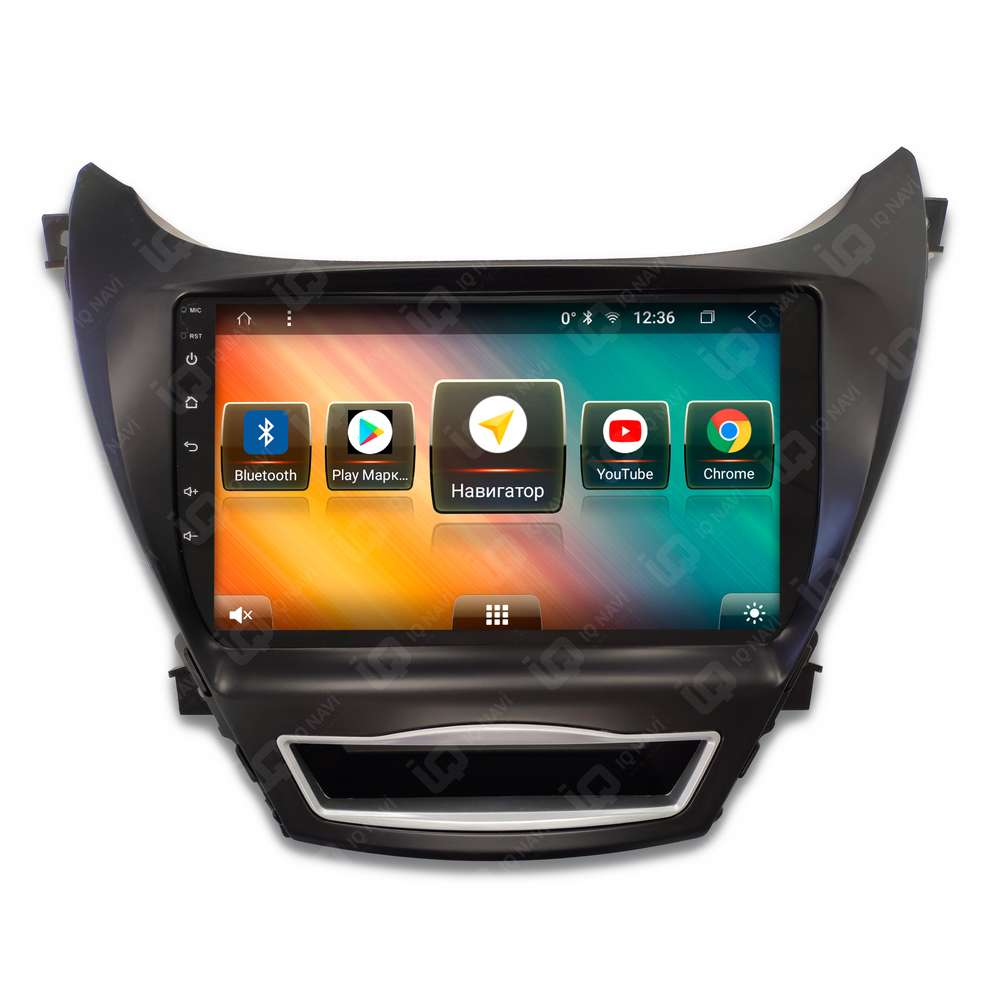 Автомагнитола IQ NAVI TS9-1601PFHD Hyundai Elantra V (MD) (2010-2014) 9