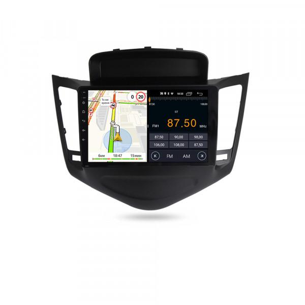 Штатная магнитола Parafar для Chevrolet Cruze 2009-2012 на Android 8.1.0 (PF045LTX) (+ Камера заднего вида )