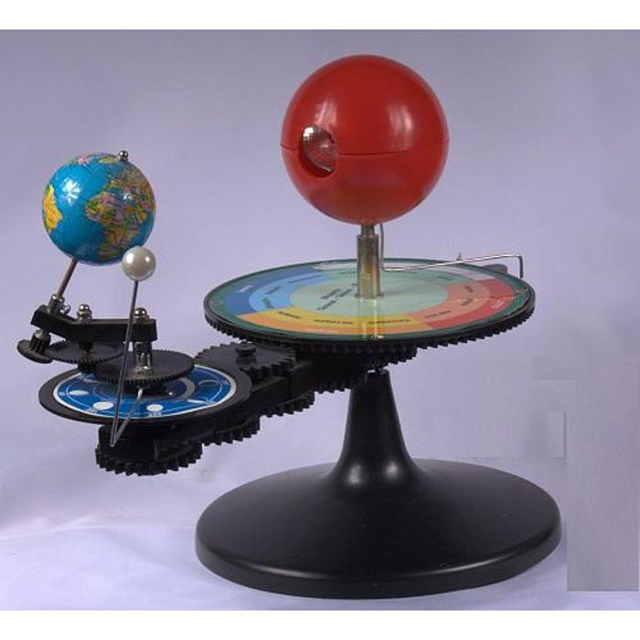 Фото - Теллурий. Модель «Солнце, Земля, Луна» модель