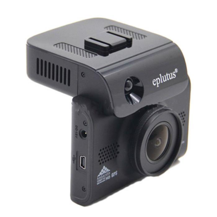 Видеорегистратор Eplutus GR-95 Signature с радар-детектором и GPS (+ Разветвитель в подарок!) видеорегистратор eplutus gr 92p с антирадаром и gps разветвитель в подарок