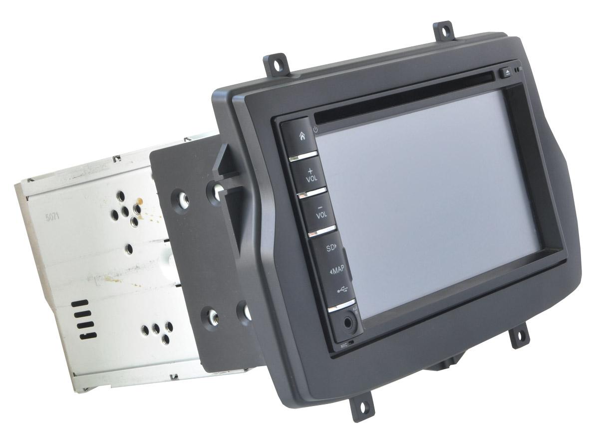 Штатная магнитола Incar 86-1202 для LADA Vesta (без рулевого управления) (+ Камера заднего вида в подарок!)