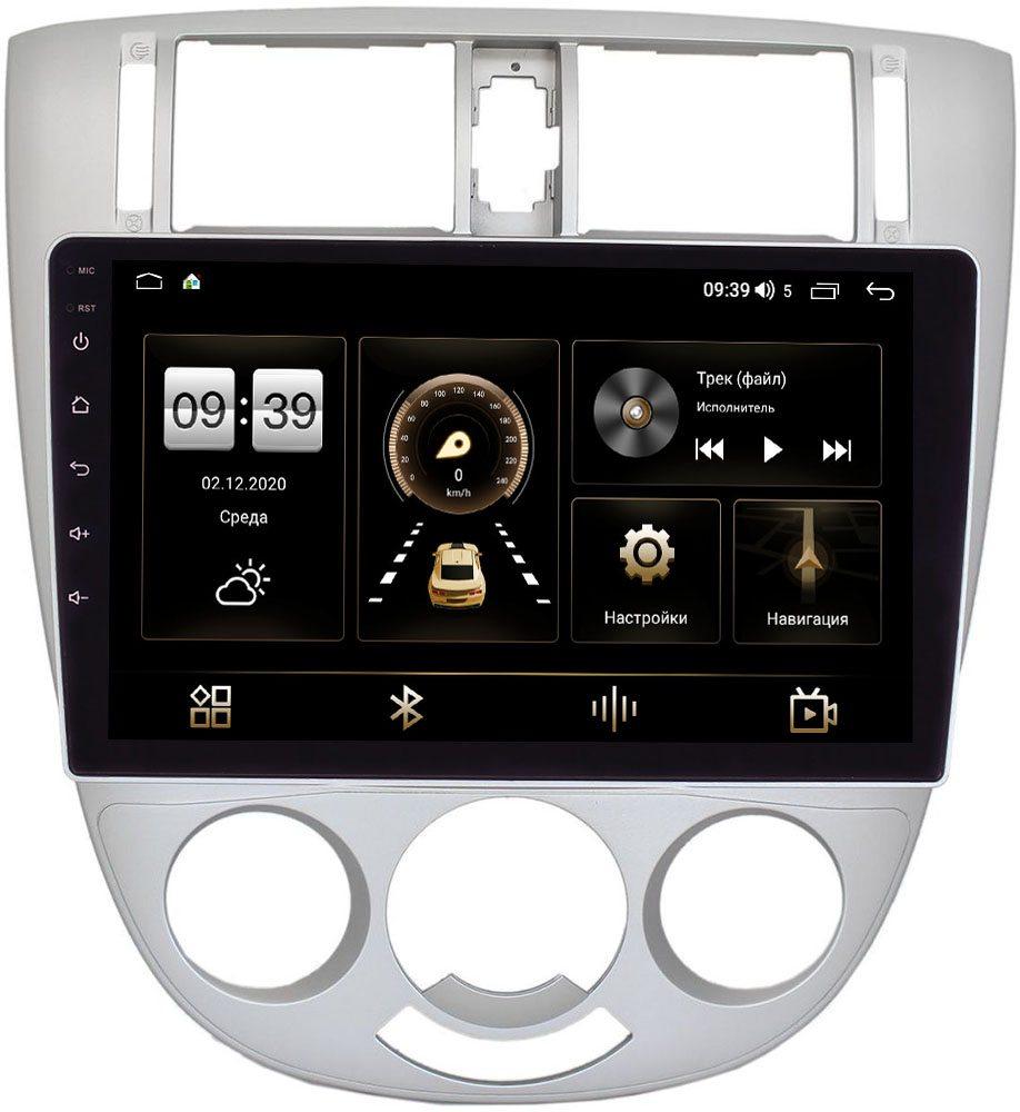 Штатная магнитола Chevrolet Lacetti 2004-2013 (тип 3) Универсал / Седан с кондиционером LeTrun 3799-1079 на Android 10 (4/64, DSP, QLed) (+ Камера заднего вида в подарок!)