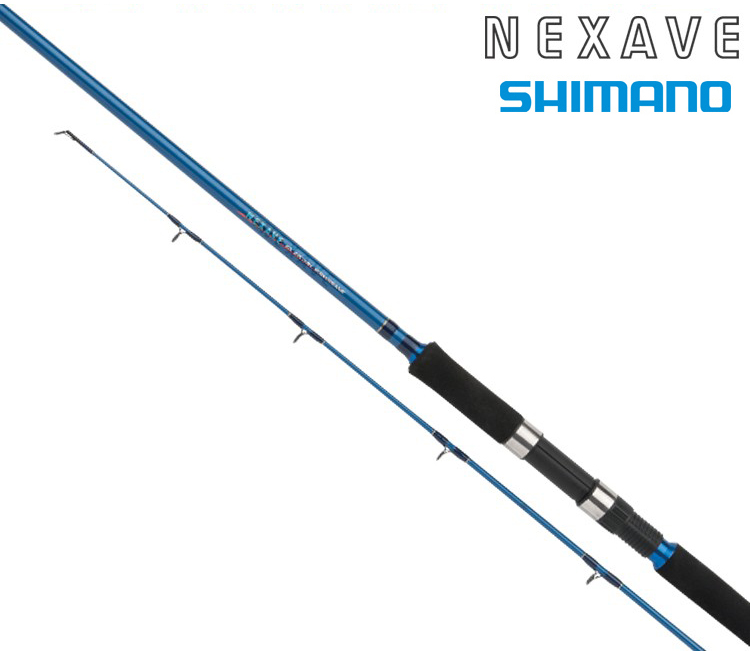 Удилище Shimano NEXAVE DX POWER GAME 270 MH ( Тест гр.10-50 ) спиннинг shimano aernos spinning 270 270 см 139 см строй mod fast вес 195 гр класс light тест 3 14 гр xt60 geofibre
