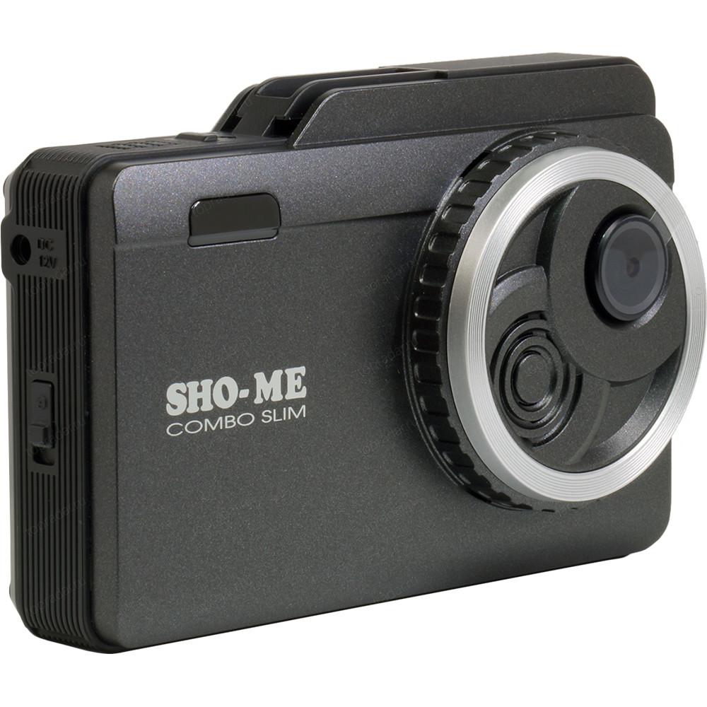 Видеорегистратор SHO-ME Combo Slim