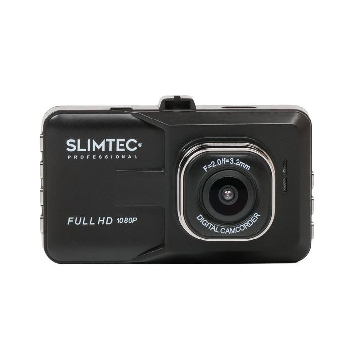 Видеорегистратор Slimtec Dual F2 (+ Антисептик-спрей для рук в подарок!) видеорегистратор slimtec dual s2 разветвитель в подарок