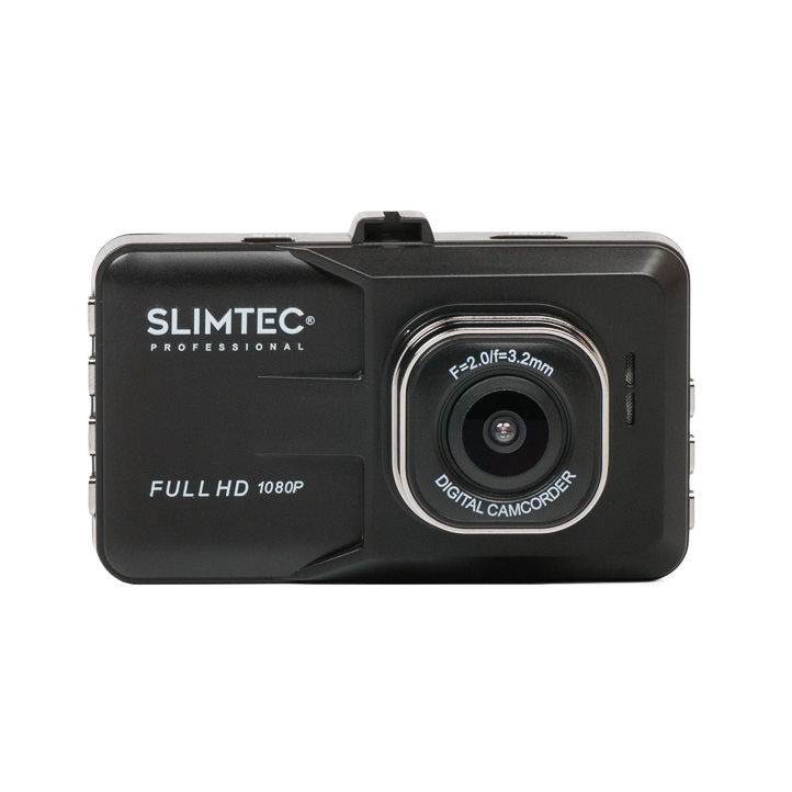 Фото - Видеорегистратор Slimtec Dual F2 (+ Антисептик-спрей для рук в подарок!) видеорегистратор зеркало slimtec dual m7
