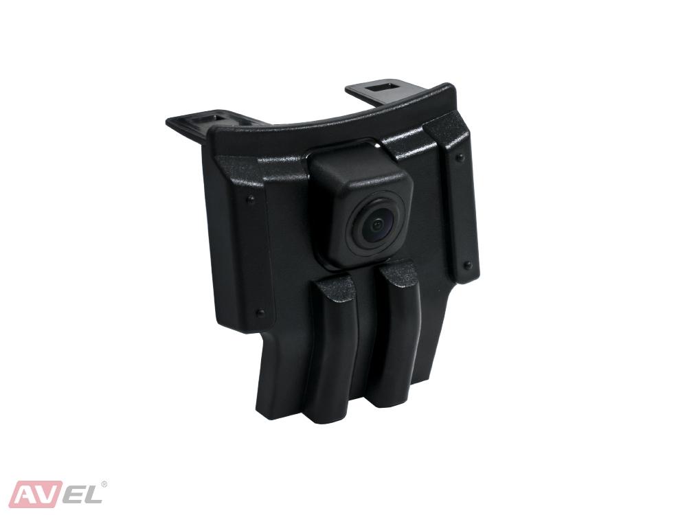 CCD штатная камера переднего вида AVS324CPR (#202) для автомобилей TOYOTA