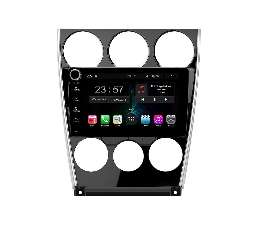 Штатная магнитола FarCar s300-SIM 4G для Mazda 6 на Android (RG311RB) (+ Камера заднего вида в подарок!)
