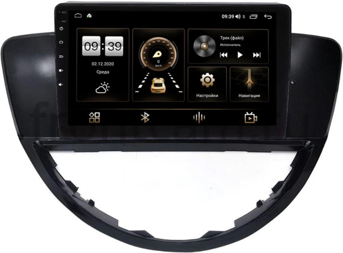 Штатная магнитола LeTrun 4196-9-SUBTRIB для Subaru Tribeca (2004-2014) на Android 10 (6/128, DSP, QLed) С оптическим выходом (+ Камера заднего вида в подарок!)