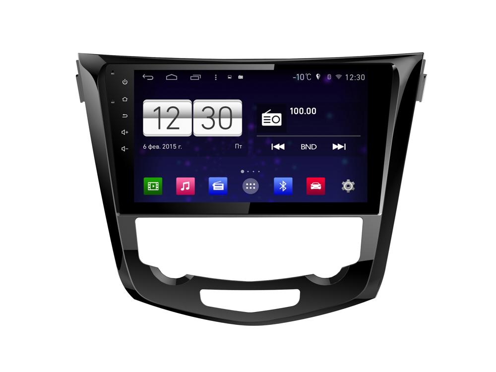 Штатная магнитола FarCar s160 для Nissan Qashqai, X-Trail на Android (m473A Big Screen) штатная магнитола farcar s160 для audi a4 m050