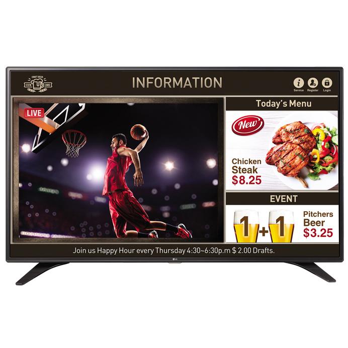 Телевизор LG 55LV640S