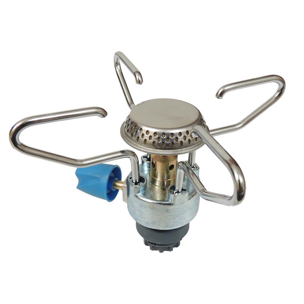 Горелка газовая CampinGaz CG Bleuet 270 Micro Plus (мощн 1300W, вес 190г, топливо газовый картридж CV270 plus, CV300 plus, CV470 plus)