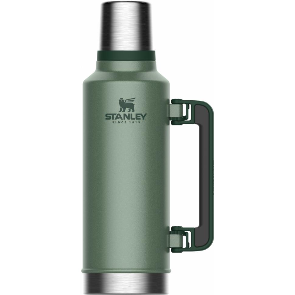Темно-зеленый термос STANLEY Classic 1,9L 10-07934-003