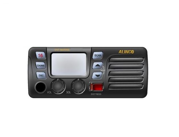 Морская мобильная/бортовая рация Alinco DR-MX15 автомобильная рация alinco dr 438