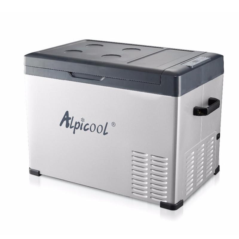 Фото - Kомпрессорный автохолодильник ALPICOOL C40 конструктор автомобильный парк 7 в 1