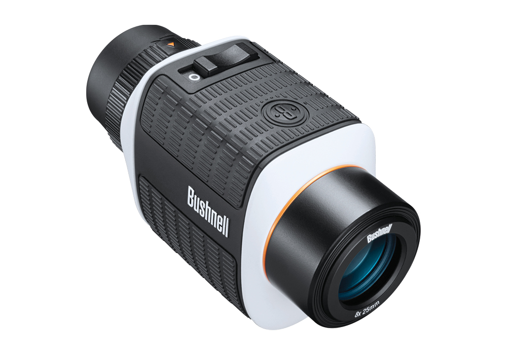 Монокуляр Bushnell StableView 8x25 Monocular бинокль bushnell powerview roof 8–16x40