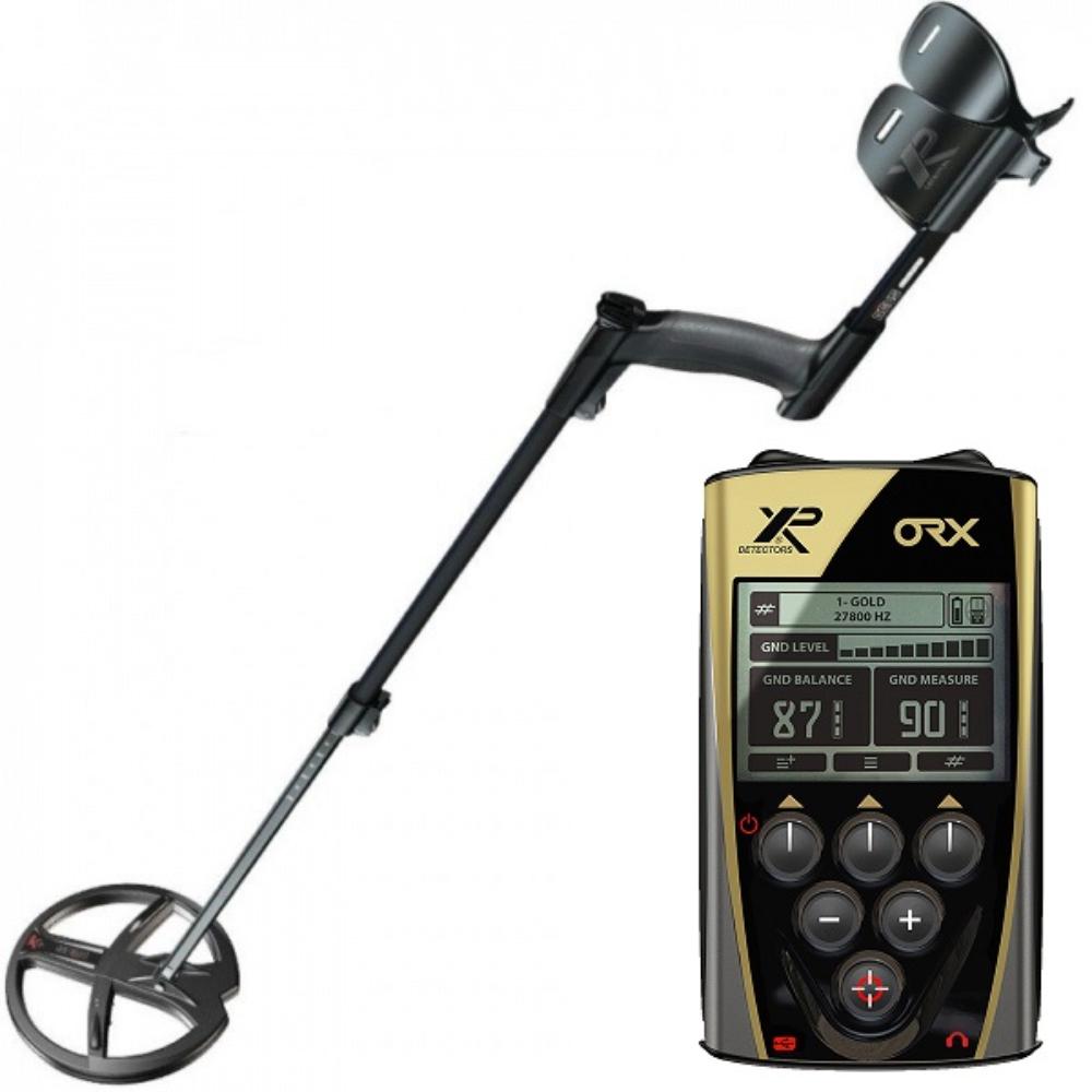 Металлоискатель XP ORX (катушка X35 22,5 см, блок,наушники)
