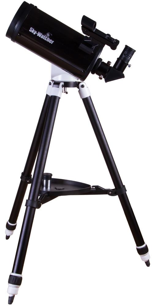 Фото - Телескоп Sky-Watcher MAK102 AZ-GTe SynScan GOTO (+ Книга «Космос. Непустая пустота» в подарок!) телескоп bresser national geographic 50 360 az книга космос непустая пустота в подарок