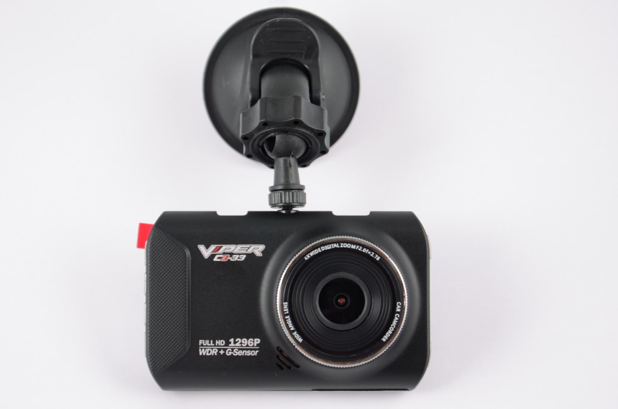 Видеорегистратор VIPER C3-33 (+ Разветвитель в подарок!)