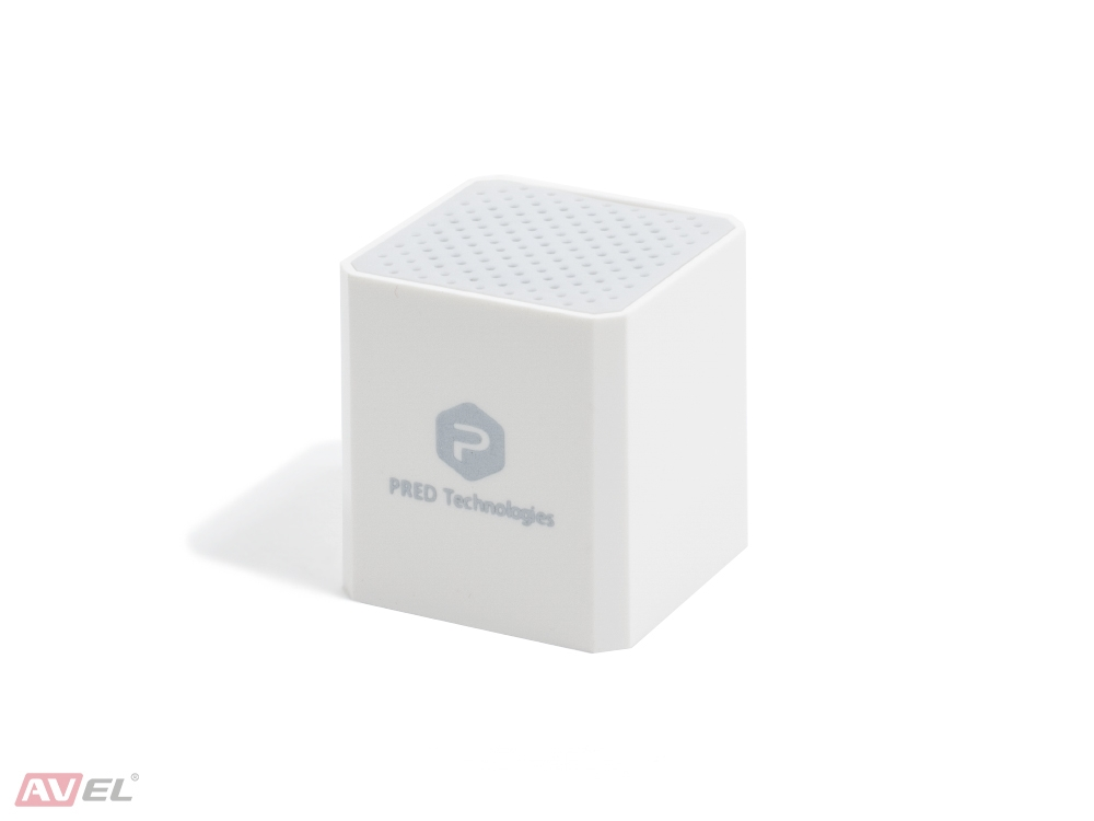 Портативная колонка с функцией Bluetooth гарнитуры Smart Cube Mono (P3001) портативная акустика pred technologies smart cube white