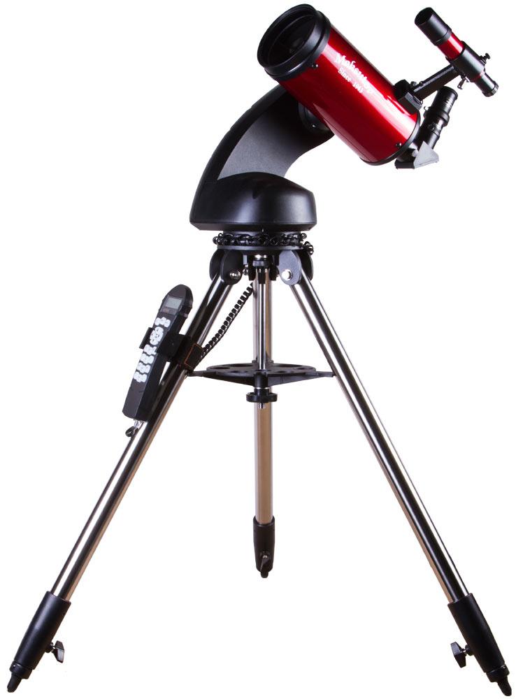 Телескоп Sky-Watcher Star Discovery MAK102 SynScan GOTO (+ Книга знаний «Космос. Непустая пустота» в подарок!)
