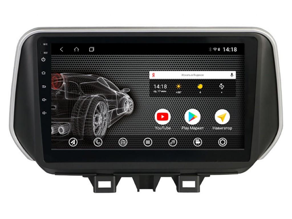 Головное устройство vomi ST2750-T3 для Hyundai Tucson 2018+ (+ Камера заднего вида в подарок!)