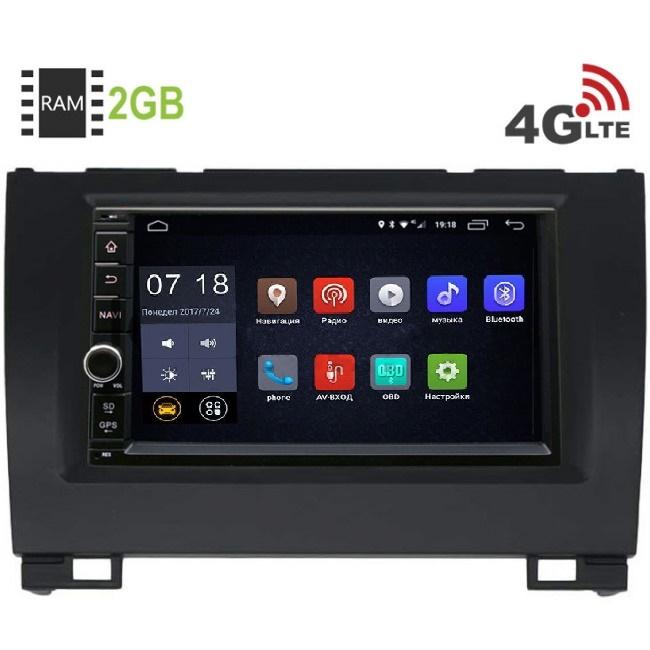 Штатная магнитола LeTrun 1968-RP-GWH-34 для Great Wall Hover H3 2010-2014, Hover H5 2010-2018 Android 6.0.1 (4G LTE 2GB) штатная магнитола letrun 1867 для kia sportage 2010 2016 android 6 0 1