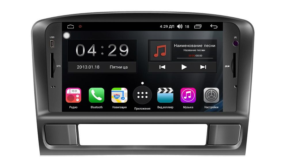 Штатная магнитола FarCar s300-SIM 4G для Opel Astra J на Android (RG072) (+ Камера заднего вида в подарок!)