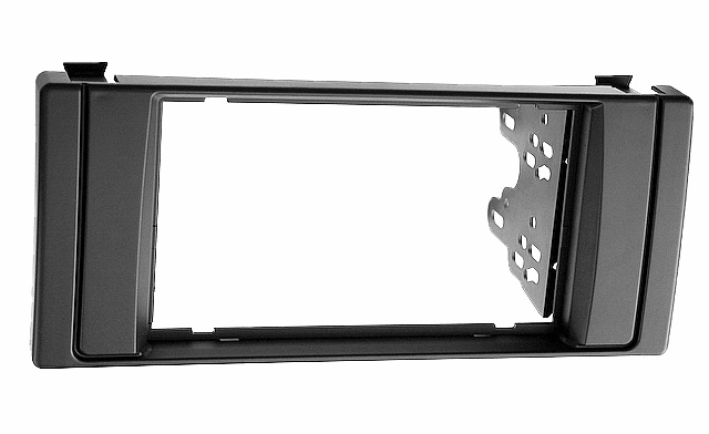 Переходная рамка Intro RBW-X5 для BMW X5 2DIN angel eyes halo 5w led кольцо лампочки для bmw x5 e39 e60 e63 e64 e53 white