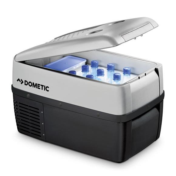 Автохолодильник компрессорный Dometic CoolFreeze CF 26 (21.5 л, 12/24/220В) автохолодильники dometic автохолодильник термоэлектрический dometic bordbar