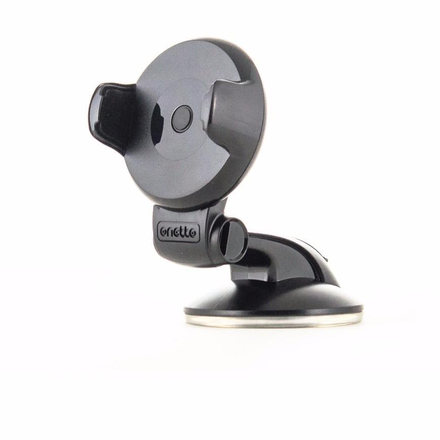 Автомобильный держатель Onetto Easy Flex III Car&Desk Mount (Black) автомобильный держатель onetto mount easy flex wireless