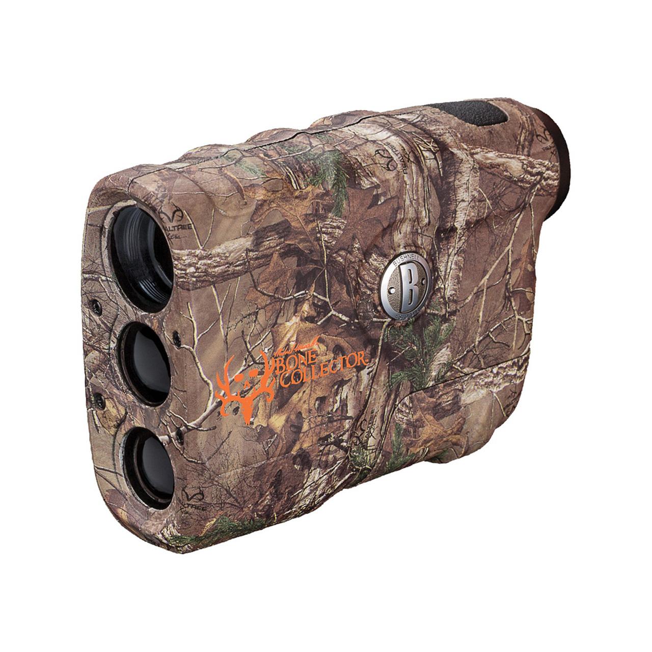 Фото - Лазерный дальномер Bushnell Hunting 4x21 Bone Collector (+ Автомобильные коврики в подарок!) дальномер huayi ms6400