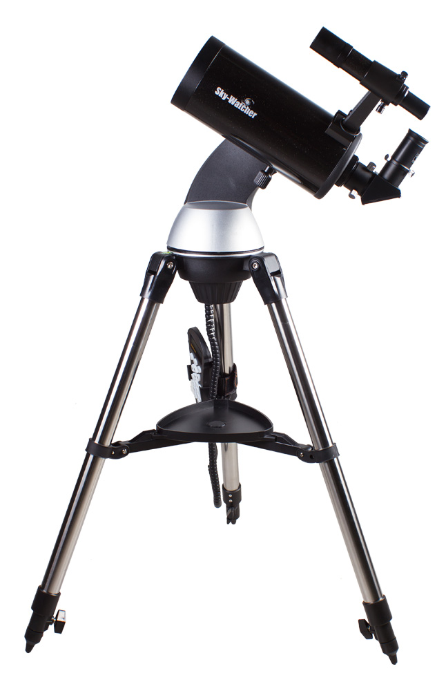 Фото - Телескоп Sky-Watcher BK MAK102AZGT SynScan GOTO (+ Книга «Космос. Непустая пустота» в подарок!) телескоп sky watcher mak90 az gte synscan goto