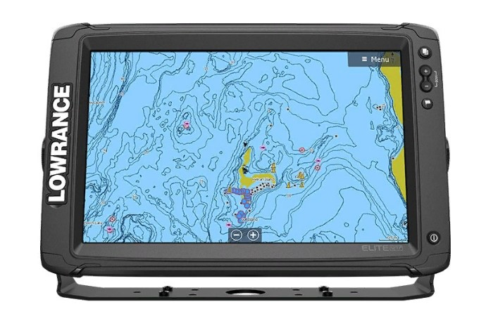 Lowrance Elite-12 Ti2 with Active Imaging 3-in-1 (ROW) (+ Леска в подарок!)