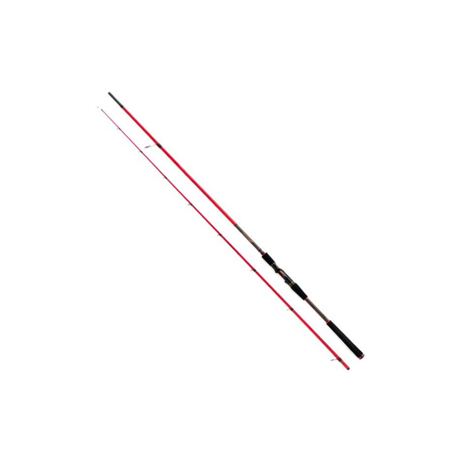 Cпиннинговое удилище Shimano Fireblood Spinning 8'10 5-20G red fox палатка fox comfort 2 v2 6100 зеленый ss17