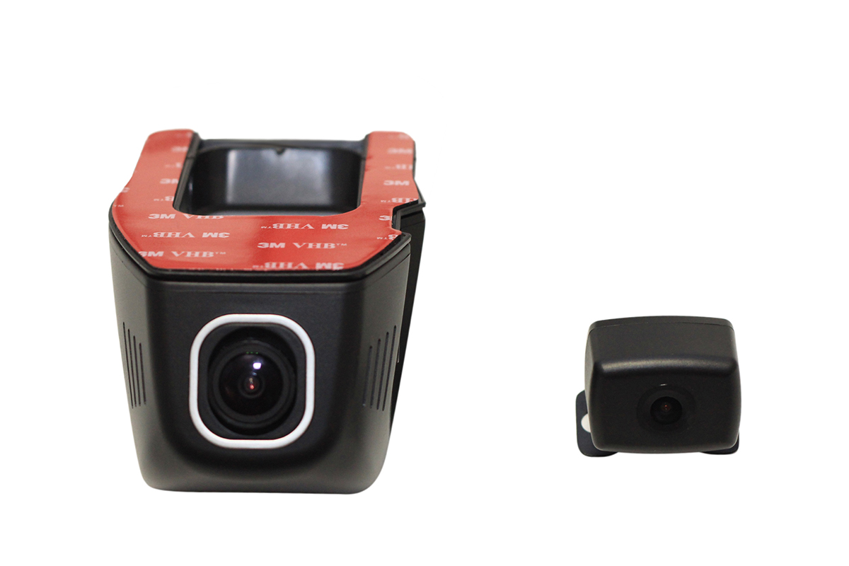 Видеорегистратор в штатное место RedPower DVR-UNI-N Dual Универсальный