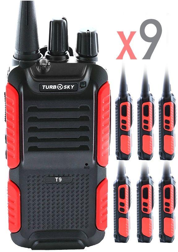 Рация TurboSky T9X9 (Официальный дилер в России)
