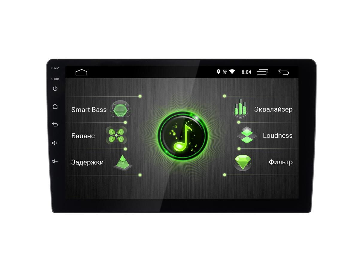Универсальное головное устройство INCAR DTA-7709U (Android 10) (+ Камера заднего вида в подарок!)