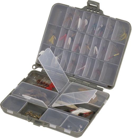 Коробка двухсторонняя Plano 1070-00 119х106х37 мм коробка plano 3500 1354 00
