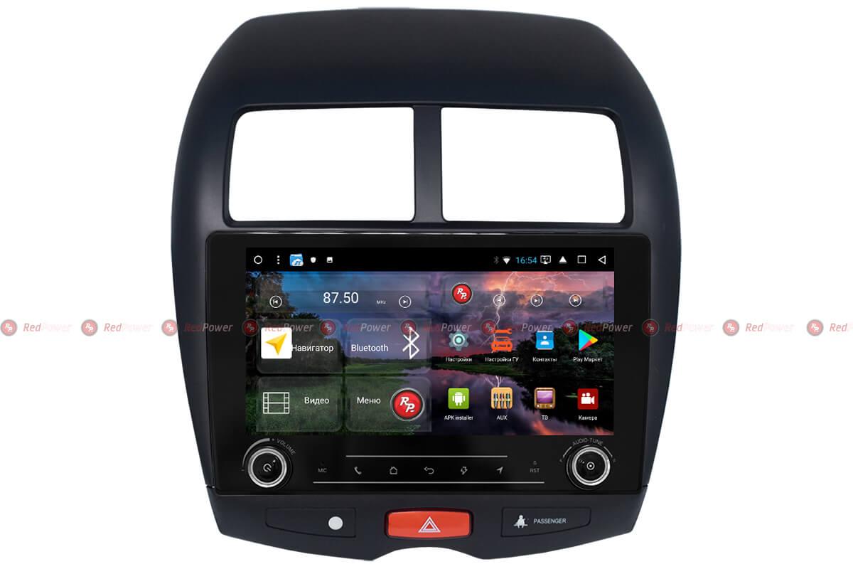 Автомагнитола для Mitsubishi, Peugeot, Citroen RedPower K 51026 R IPS DSP ANDROID 8+ (+ Камера заднего вида в подарок!)