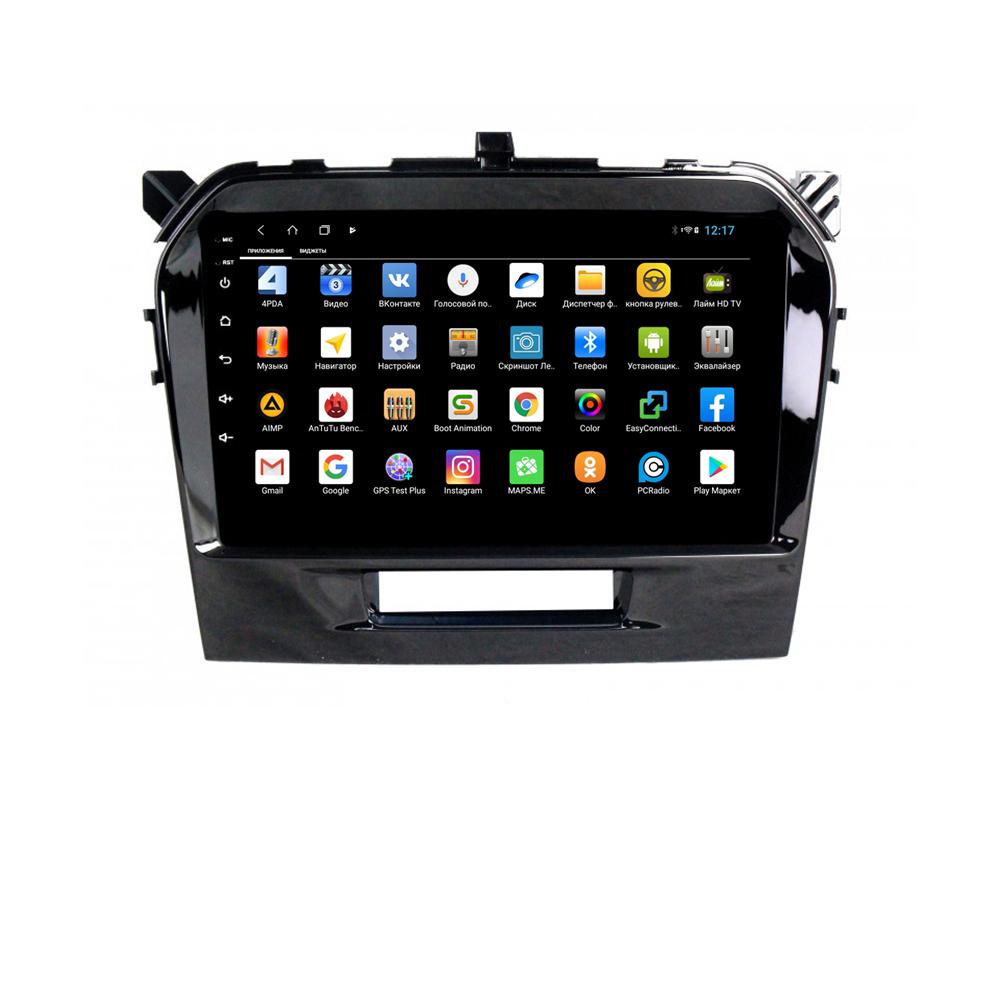 Штатная магнитола Parafar для Suzuki Vitara Android 8.1.0 (PF996XHD) (+ Камера заднего вида в подарок!)