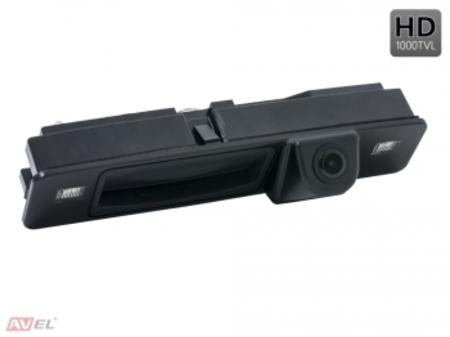 CCD HD штатная камера заднего вида AVS327CPR (#187) для автомобилей FORD