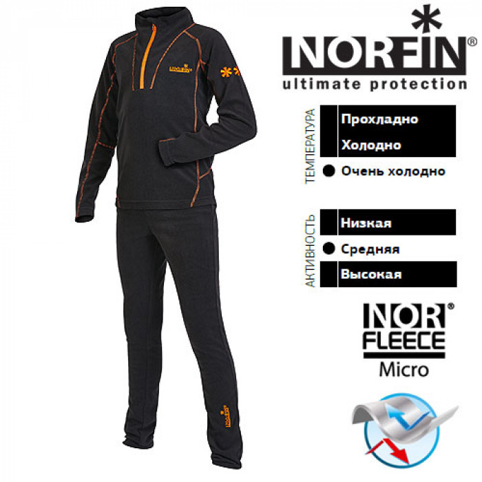 Термобелье Norfin Junior NORD JUNIOR рост 170 костюм зимний norfin junior arctic junior рост 170