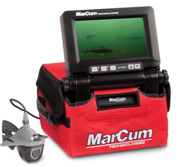 Подводная камера MarCum VS485c (Леска в подарок!)