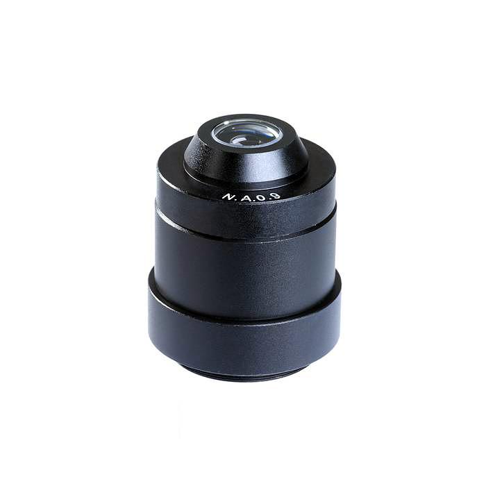 Картинка для Конденсор темного поля А 0,9 для микроскопов Микромед-1