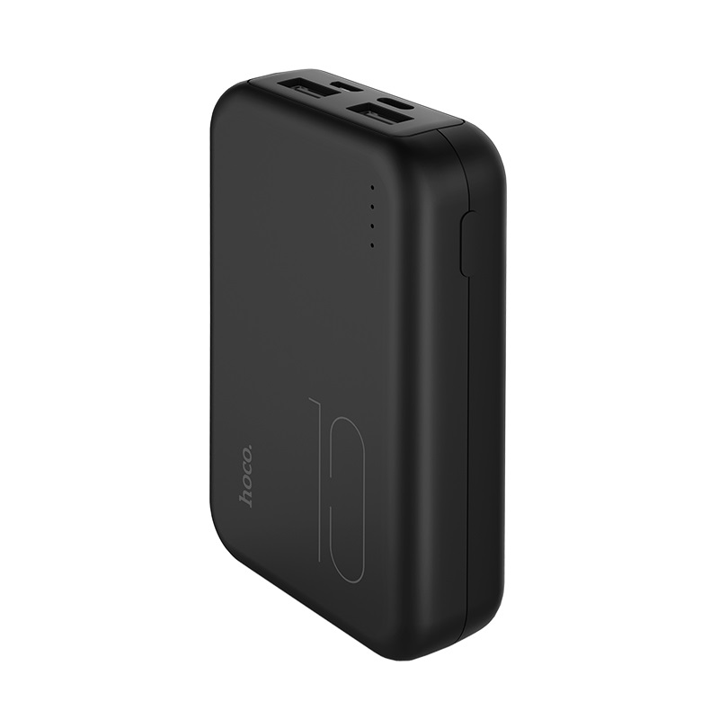 Портативный аккумулятор HOCO J38 10000mAh двойной USB аккумулятор