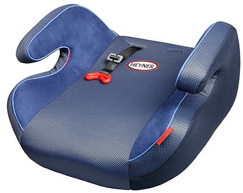 Фото - Автокресло-бустер HEYNER SafeUp XL Синий (+ Солнцезащитные шторки в подарок!) автокресло бустер heyner safeup fix xl черный солнцезащитные шторки в подарок
