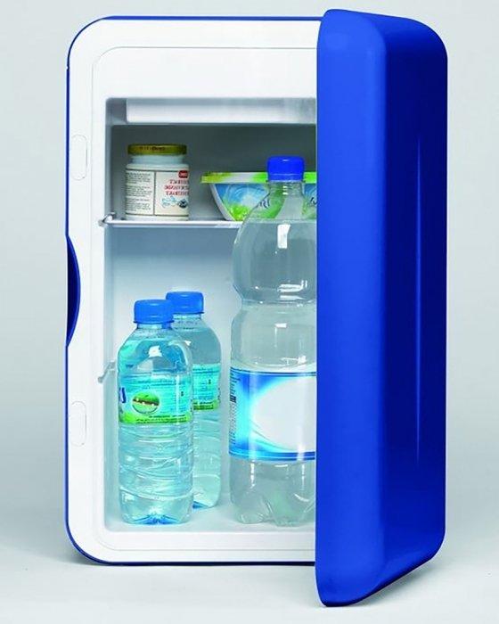 Термоэлектрический мини-холодильник Mobicool F-16 AC dark blue(220В) (+ Два аккумулятора холода в подарок!)